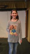 Erster Platz: Paula (6a)