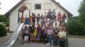 Ein gelungenes und schönes Sommerfest der Klasse 7b fand letzten Freitag  im Naturfreundehaus in Metzingen statt.