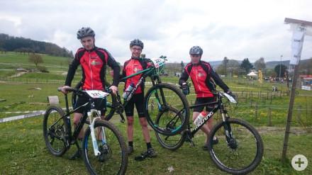 """Erfolg bei """"Jugend trainiert für Olympia 2017 Mountainbike"""""""
