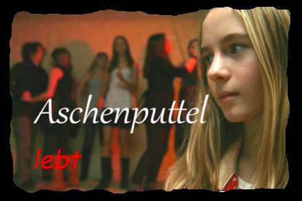 Plakat Theater Aschenputtel